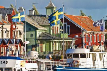 verpleegkundige in Zweden