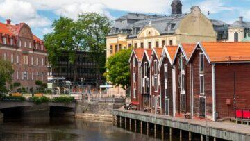 radiograaf in Zweden